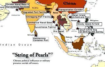 L'istmo di Kra è all'estremo sud del Myanmar dove la Cina vuole costruire il canale che la libera del controllo dello stretto di Singapore